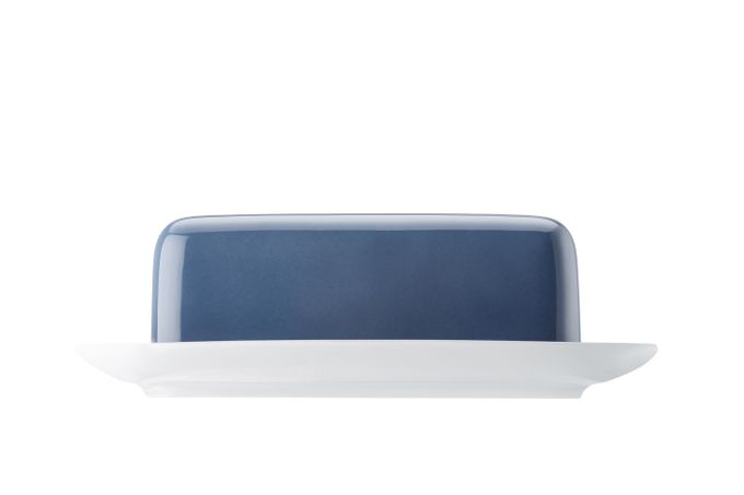 Thomas Sunny Day - Nordic Blue Butter Dish + Lid