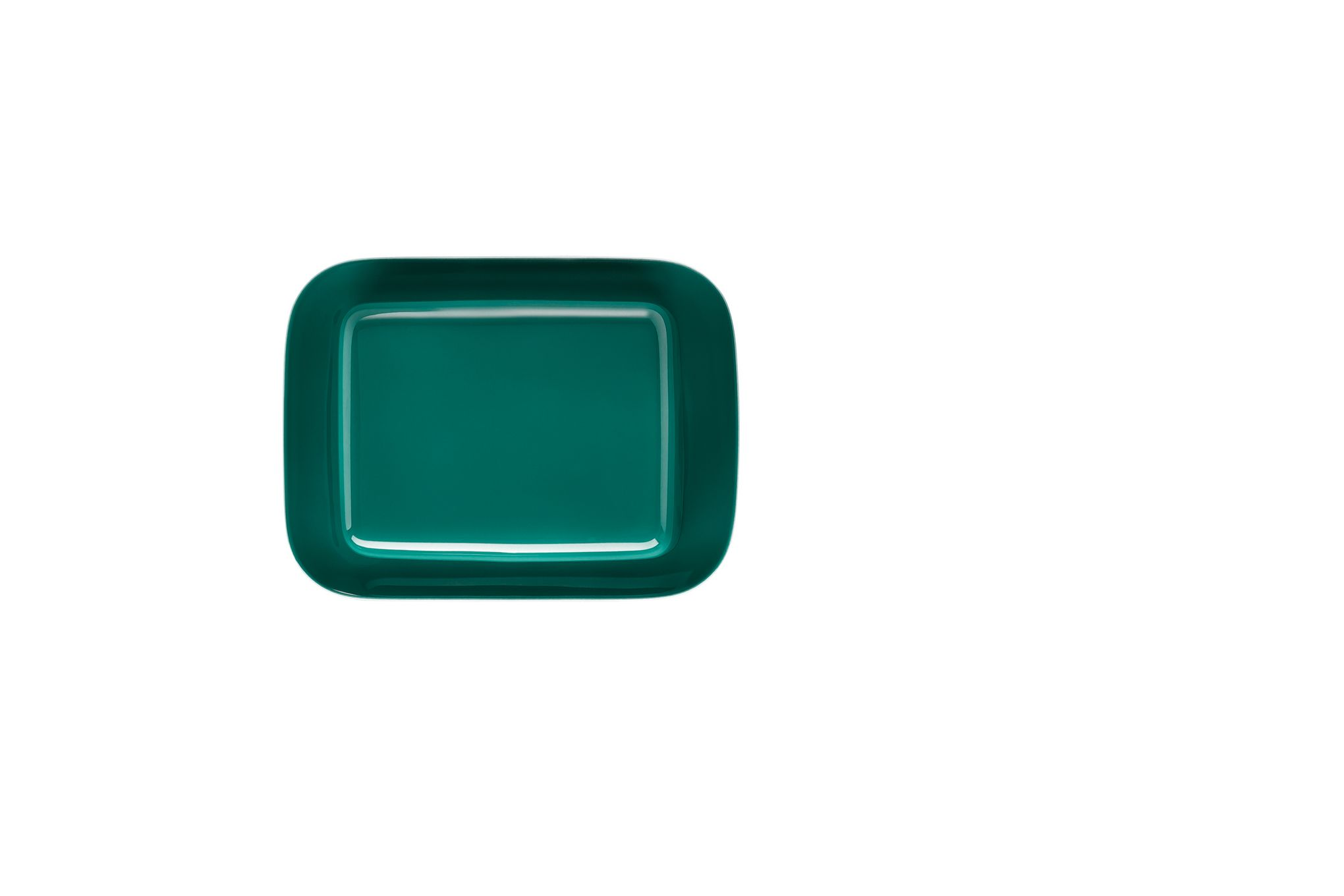 Thomas Sunny Day - Seaside Green Butter Dish + Lid thumb 2