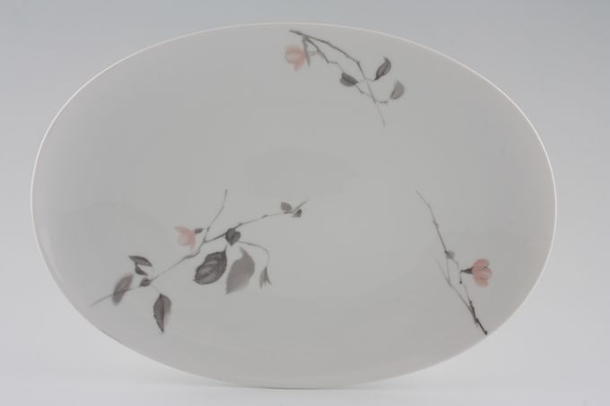 """Thomas Quince Oval Plate / Platter 11"""""""