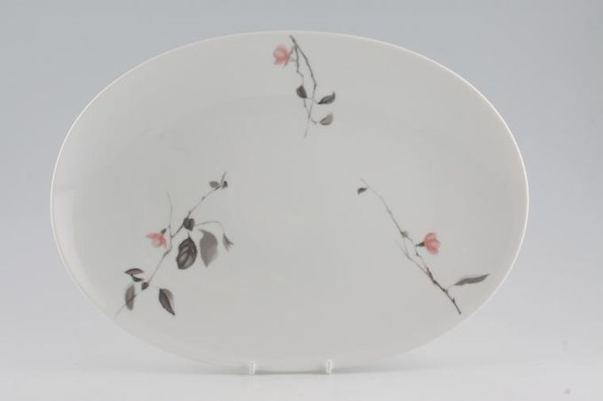 """Thomas Quince Oval Plate / Platter 13"""""""