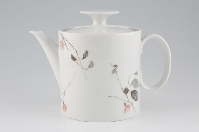 Thomas Quince Teapot Straight Sided 1 1/4pt