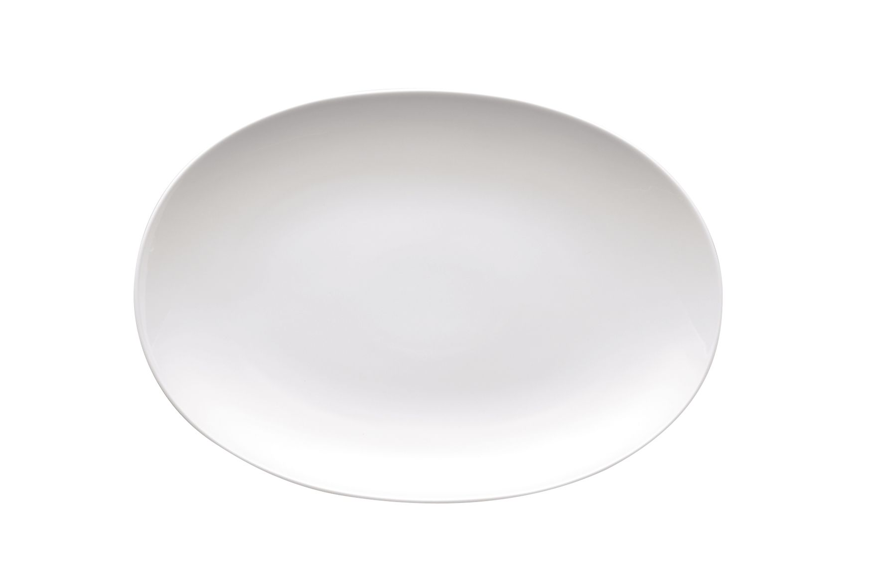 "Thomas Medaillon White Oval Plate / Platter 13"" thumb 1"