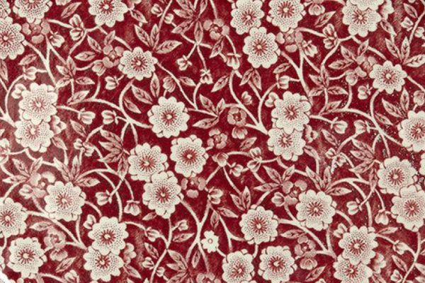 Burleigh Red Calico
