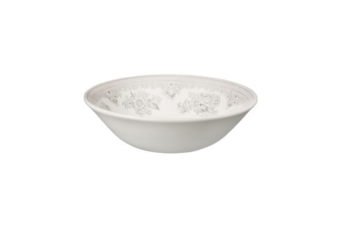 Burleigh Dove Grey Asiatic Pheasants Cereal Bowl 16cm