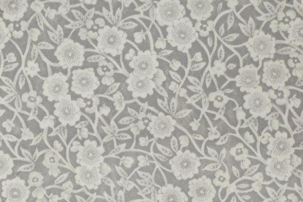 Burleigh Dove Grey Calico