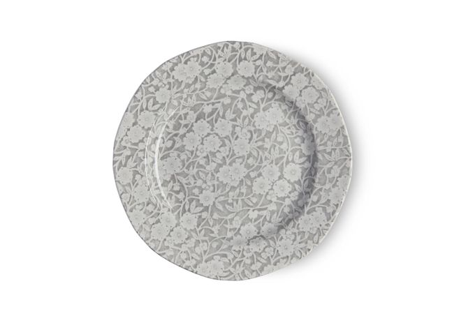 Burleigh Dove Grey Calico Tea Plate 19cm