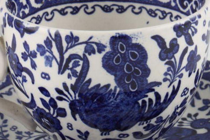 Burleigh Blue Bird