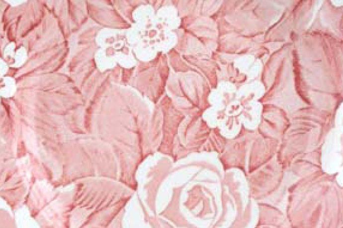 Burleigh Victorian Chintz - Pink