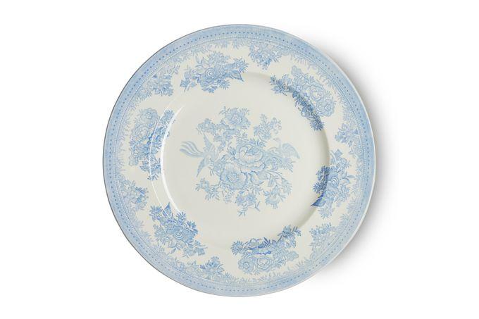 "Burleigh Blue Asiatic Pheasants Dinner Plate 11 1/4"""