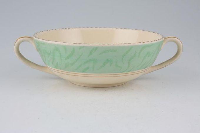 Burleigh Balmoral Soup Cup 2 handles