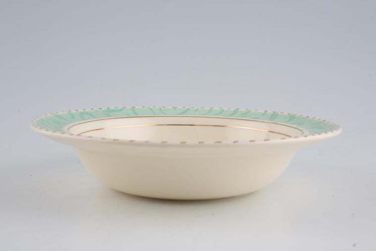 Burleigh - Balmoral - Fruit Saucer - Rimmed