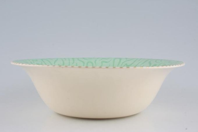 "Burleigh Balmoral Serving Bowl Fruit/Salad 8 1/4"""
