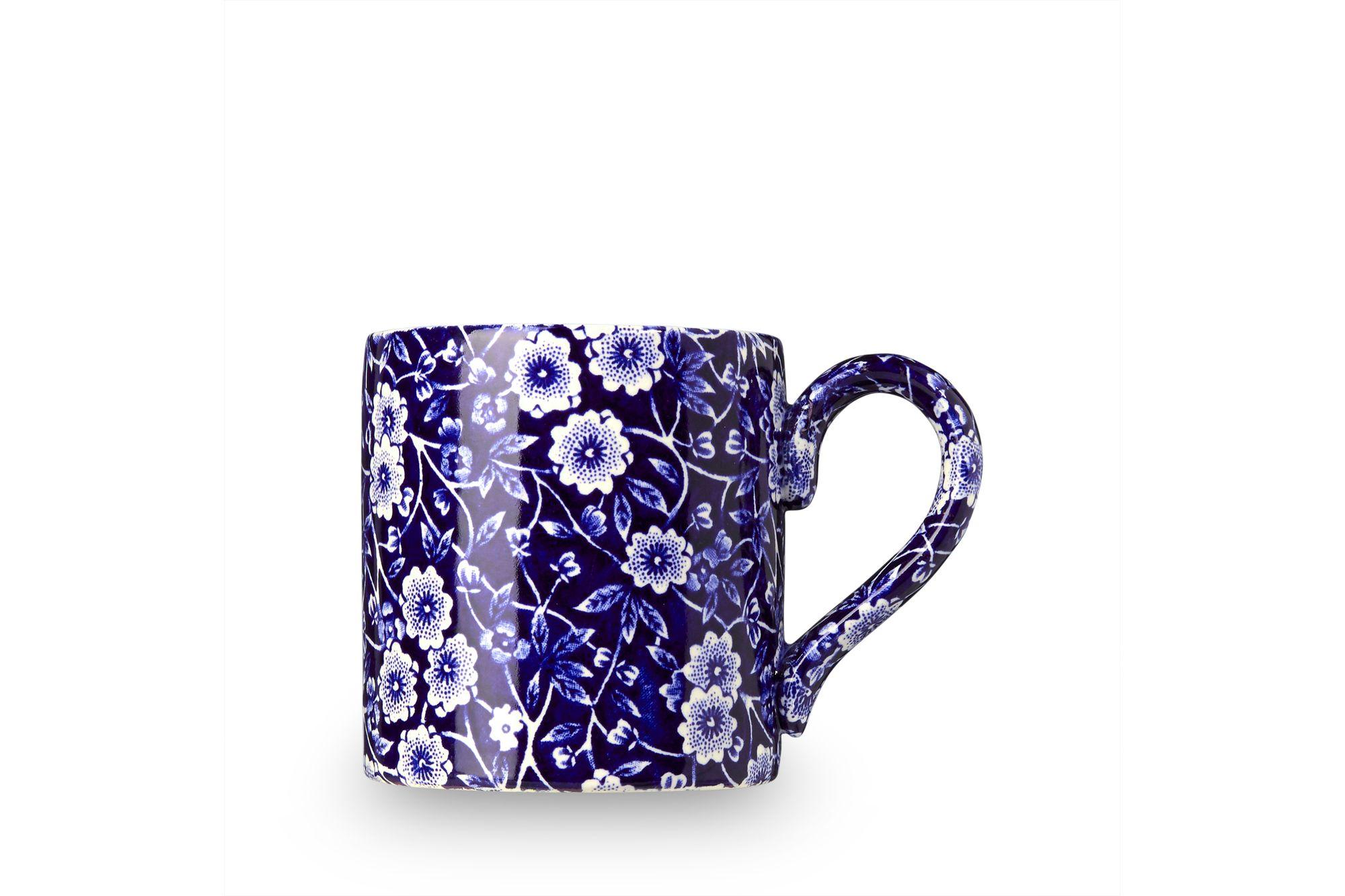 Burleigh Blue Calico Mug 1/2pt thumb 2