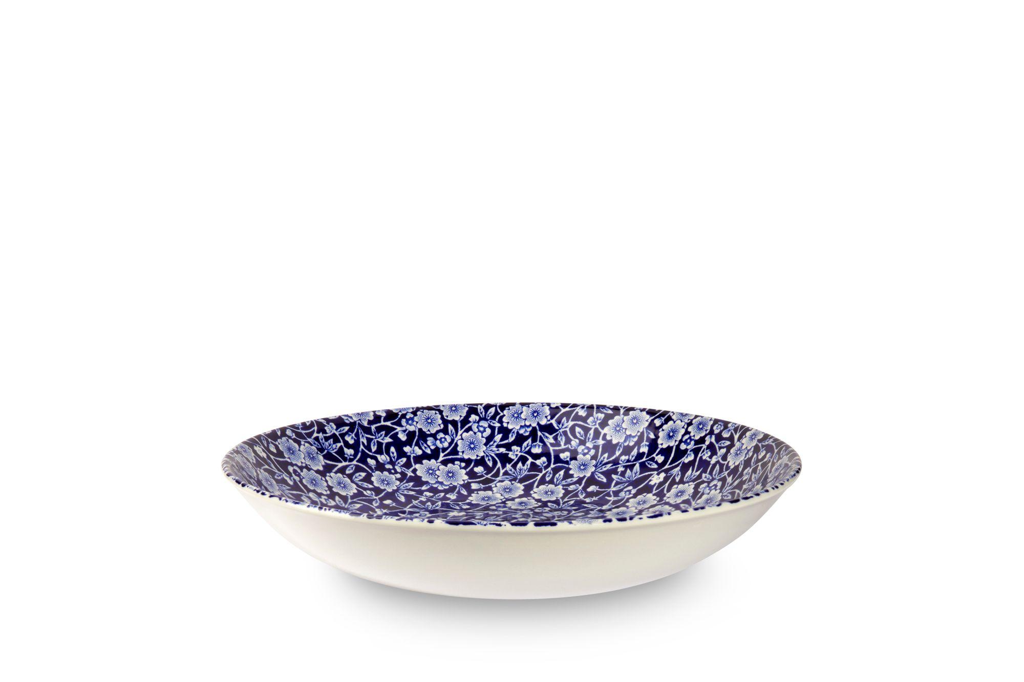 Burleigh Blue Calico Pasta Bowl thumb 1
