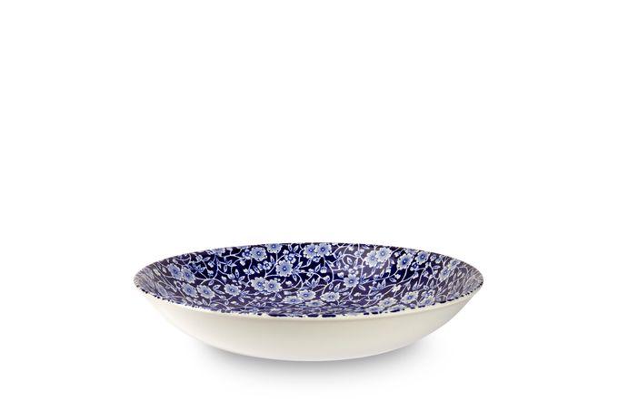 Burleigh Blue Calico Pasta Bowl