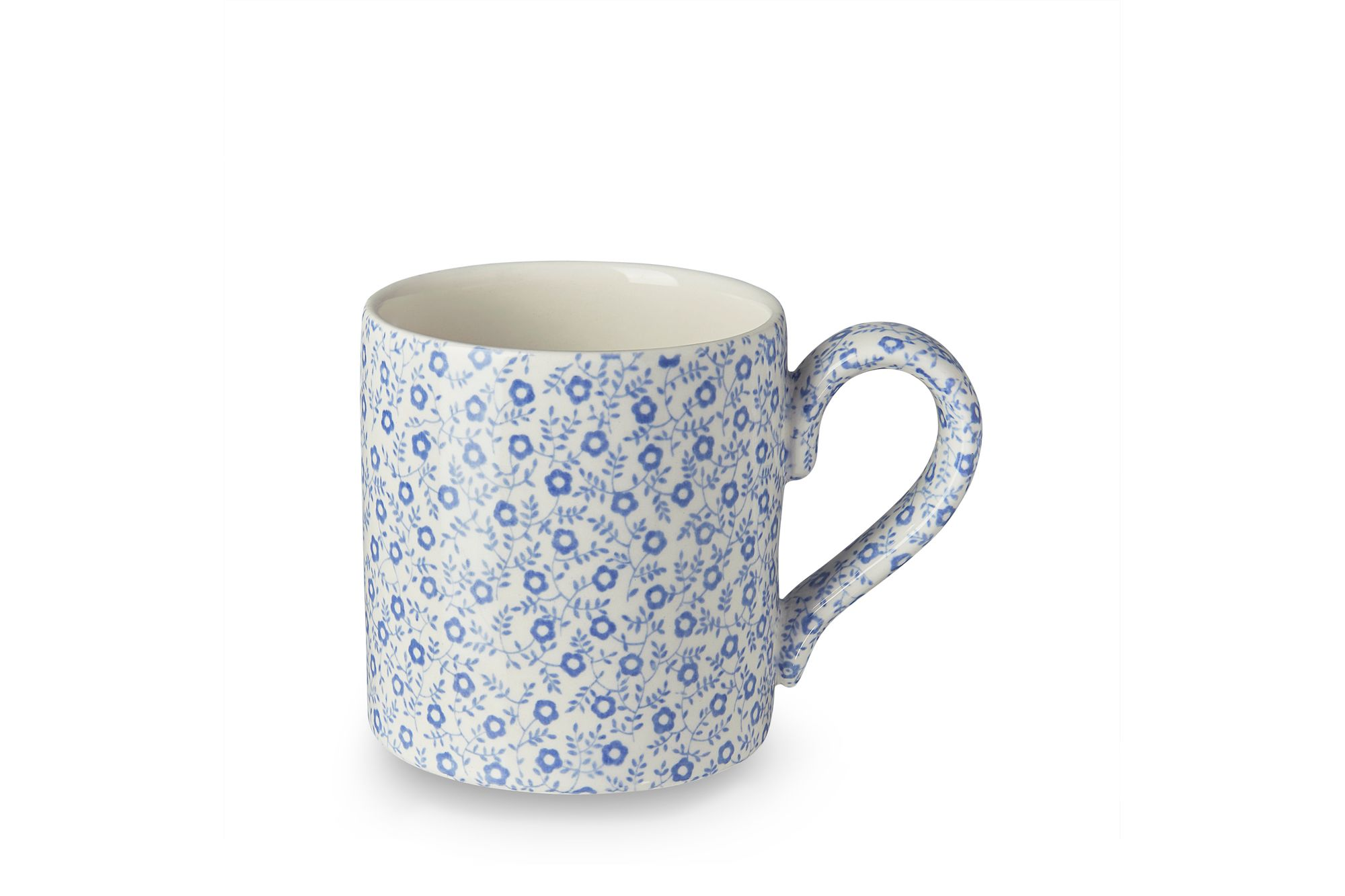 Burleigh Blue Felicity Mug thumb 1