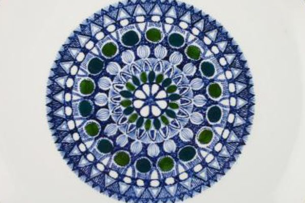 Burleigh Mosaic