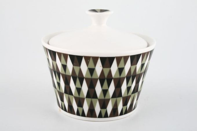Tuscan + Royal Tuscan Concerto Sugar Bowl - Lidded (Tea)