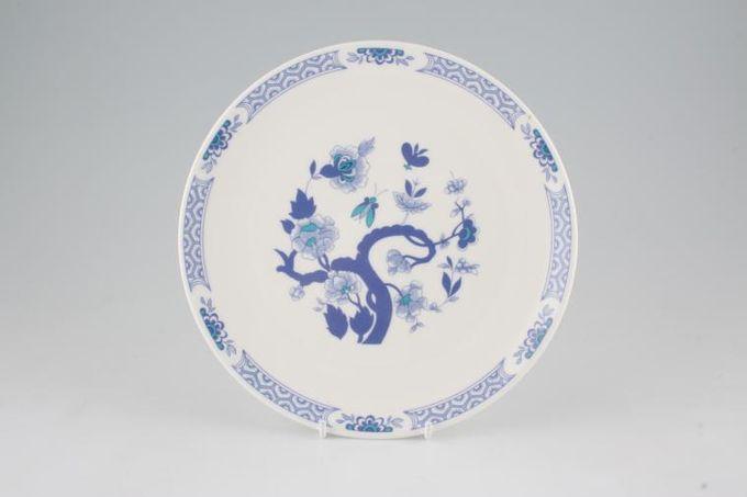 "Tuscan + Royal Tuscan Mandarin - Plain Edge Starter / Salad / Dessert Plate 8"""