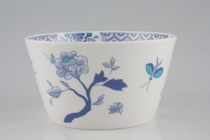 "Tuscan + Royal Tuscan Mandarin - Plain Edge Sugar Bowl - Open (Tea) 4 3/8"""