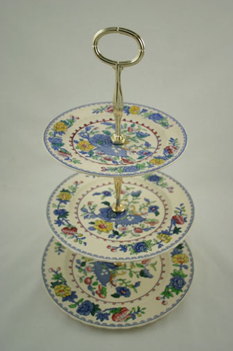 Various - Cake Stands - Cake Stand - 57 - Regency