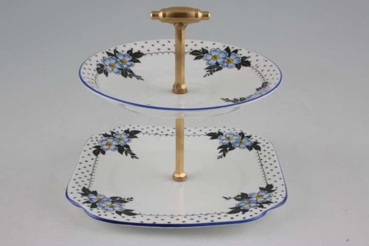 Various - Cake Stands - Mini Stands - Mini Stand - 12M - approx. height 6