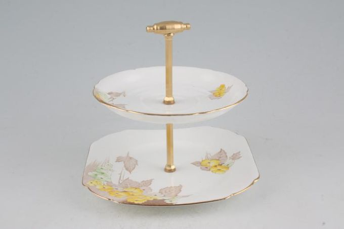 "Various Cake Stands - Mini Stands Mini Stand 23M - approx. height 6"" 6 1/2"""