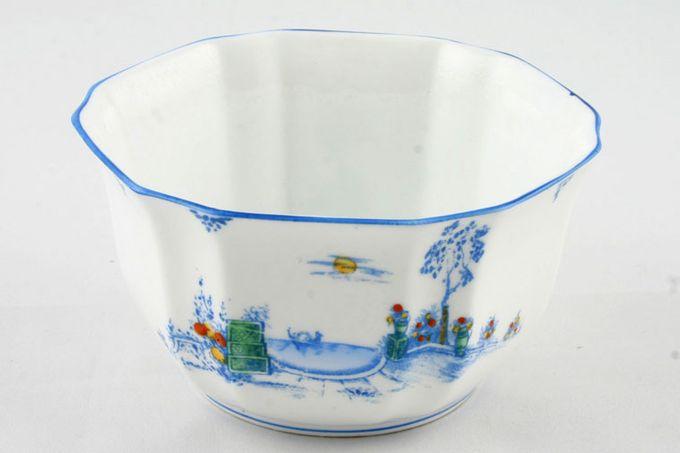 "Vintage China Vintage Tea Sugar Bowl - Open (Tea) V242 4 1/4"""