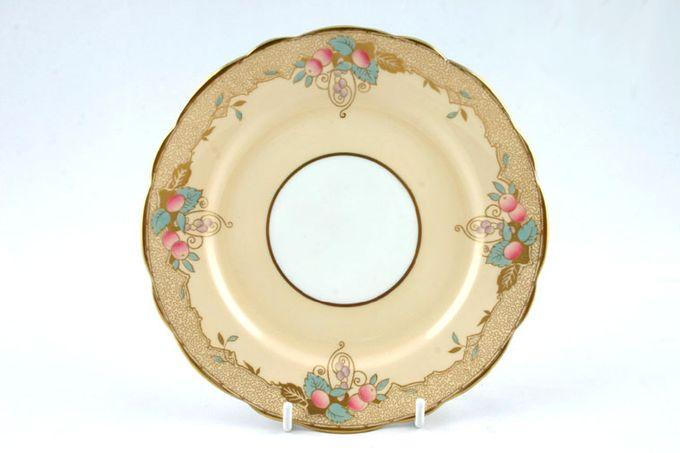 """Vintage China Vintage Tea Set of Tea Plates V296 Set of 6 tea plates 7"""""""