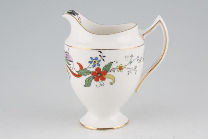 Vintage China Vintage Tea Milk Jug V345 1/2pt