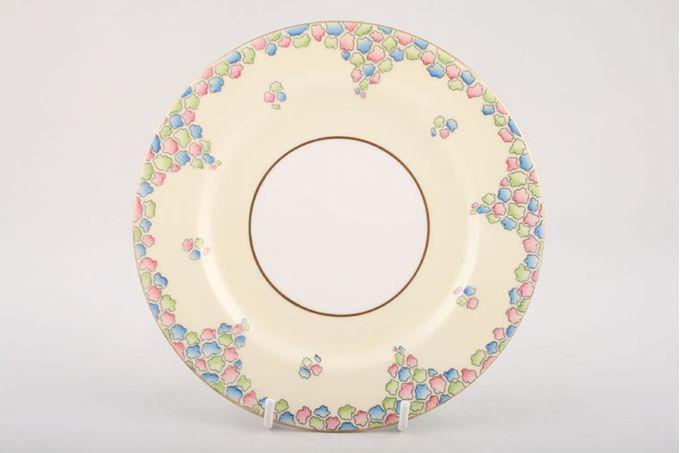 """Vintage China Vintage Tea Set of Tea Plates V369 - Set of 6 tea plates 7"""""""