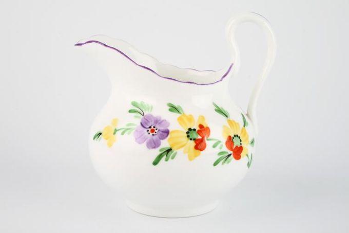 Vintage China Vintage Tea Milk Jug V206 A