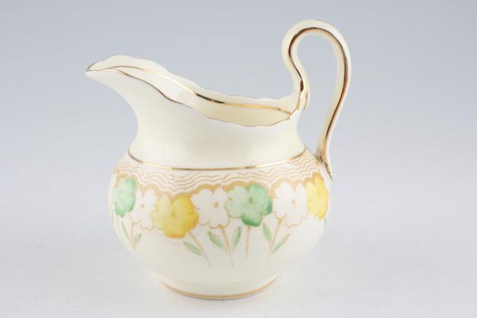 Vintage China Vintage Tea Milk Jug V798a 1/3pt