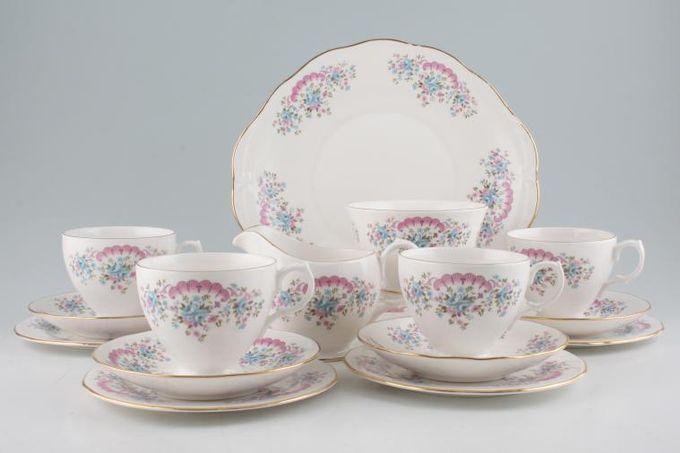 Vintage China Vintage Tea Tea Set V821 - Vintage Tea Set for 4
