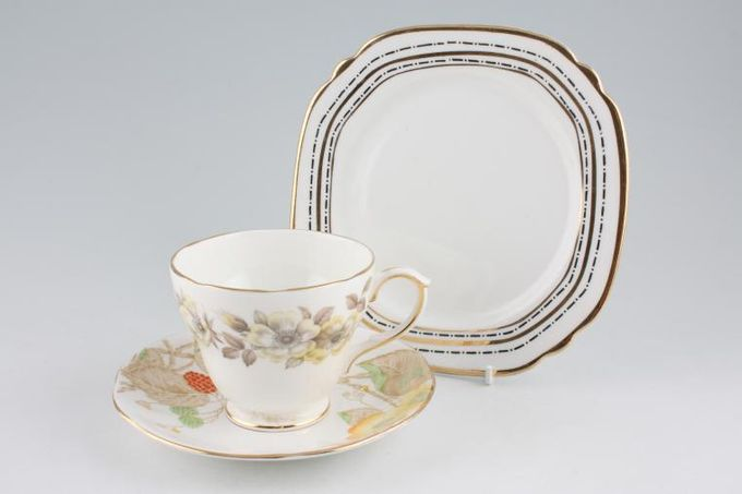 Vintage China Vintage Trios & Duos Mixed Trio M 02
