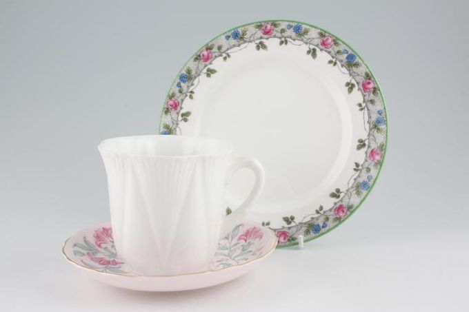 Vintage China Vintage Trios & Duos Mixed Trio M 13