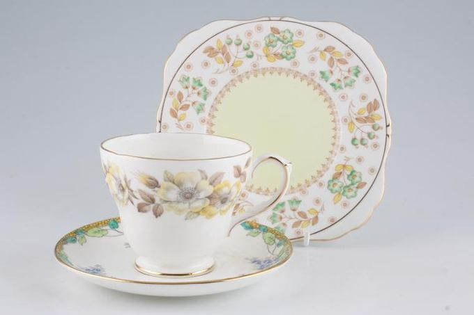 Vintage China Vintage Trios & Duos Mixed Trio M 47