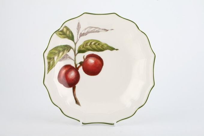"""Villeroy & Boch Cascara Bowl Small Individual Bowl / Shallow Fluted / Can Be Used As Fruit Saucer 6 1/2"""""""