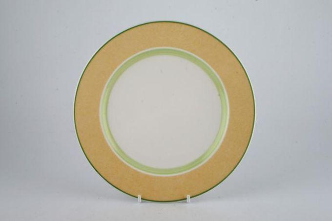 "Villeroy & Boch Twist Colour Breakfast / Salad / Luncheon Plate Yellow 8 1/8"""