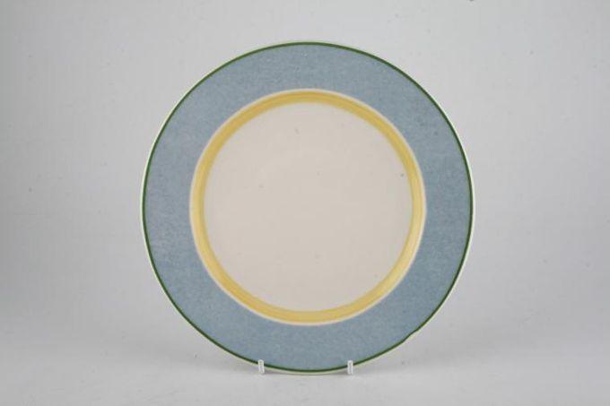 "Villeroy & Boch Twist Colour Starter / Salad / Dessert Plate Blue 8 1/8"""