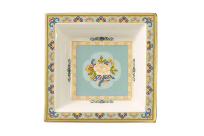 Villeroy & Boch Samarkand Dish (Giftware) Aquamarin