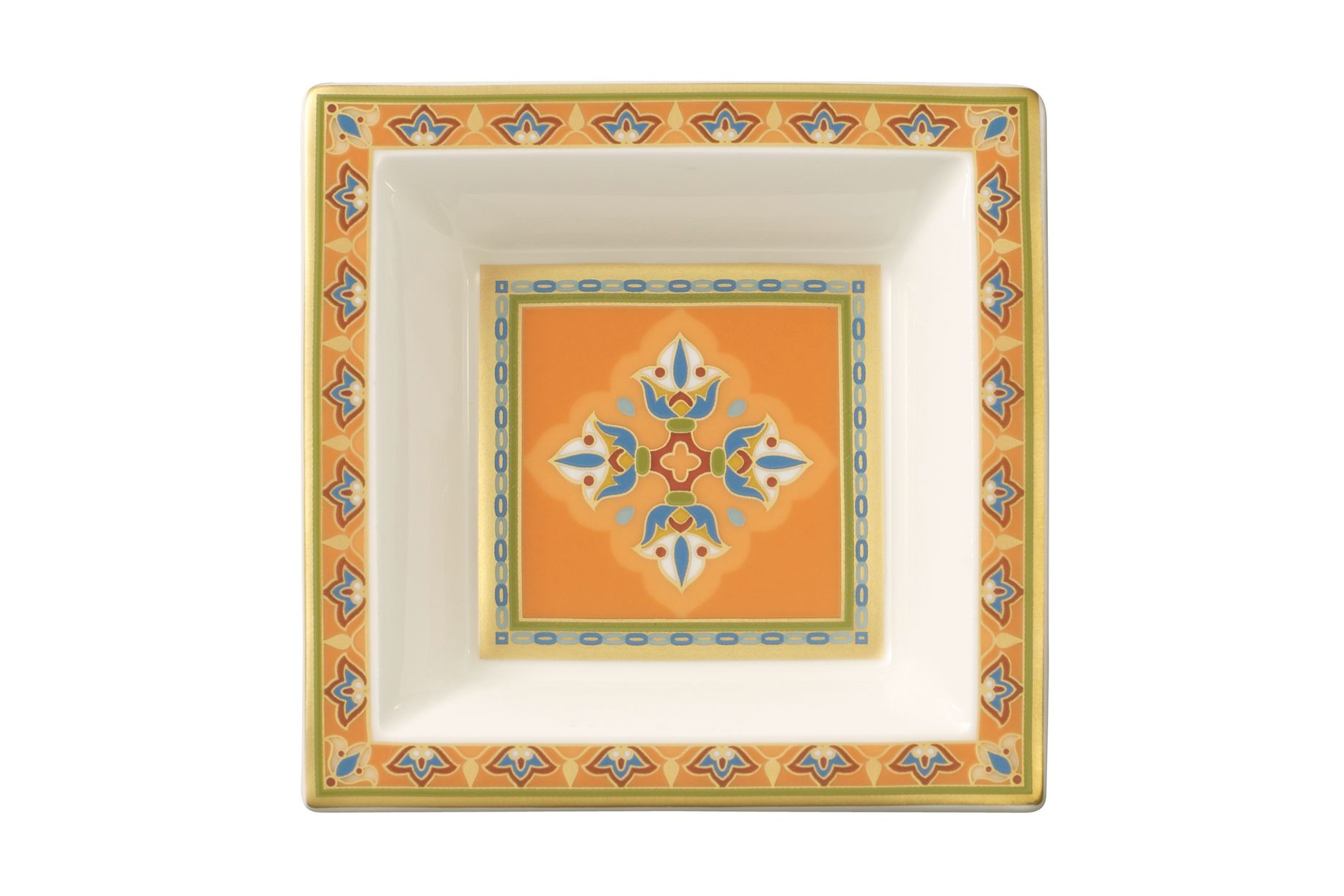 Villeroy & Boch Samarkand Dish (Giftware) Mandarin thumb 1