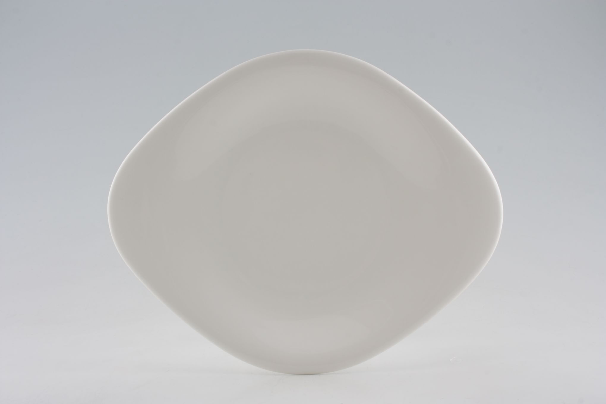 Villeroy & Boch Dune White Breakfast / Salad / Luncheon Plate Oval 26cm thumb 1
