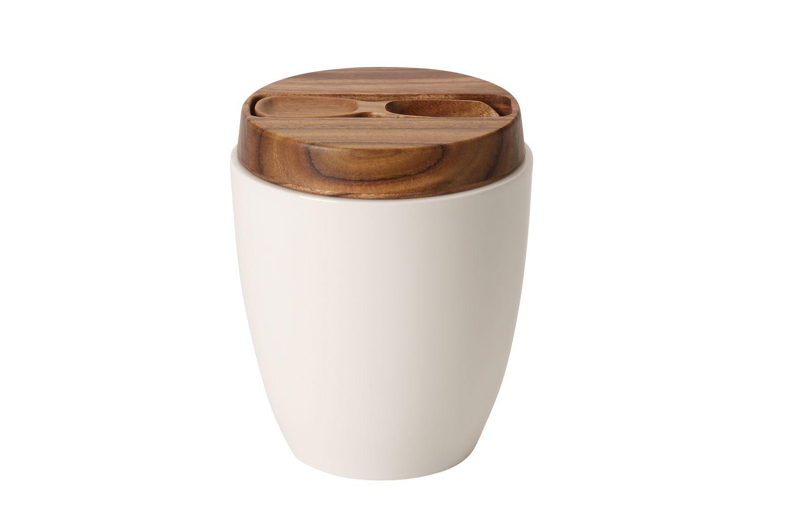 Villeroy & Boch Artesano Original Tea Caddy With Spoon thumb 2