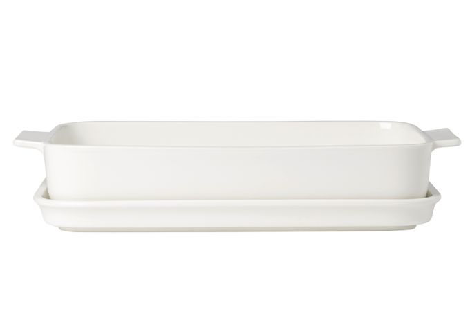 Villeroy & Boch Clever Cooking Baking Dish With lid 30 x 20cm