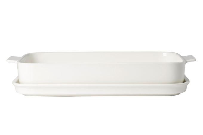 Villeroy & Boch Clever Cooking Baking Dish With Lid 34 x 24cm