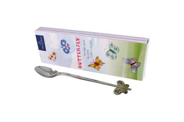 Villeroy & Boch Kid's Dining Porridge Spoon Butterfly 18.5cm