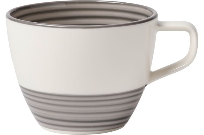 Villeroy & Boch Manufacture Coffee Cup Gris 250ml