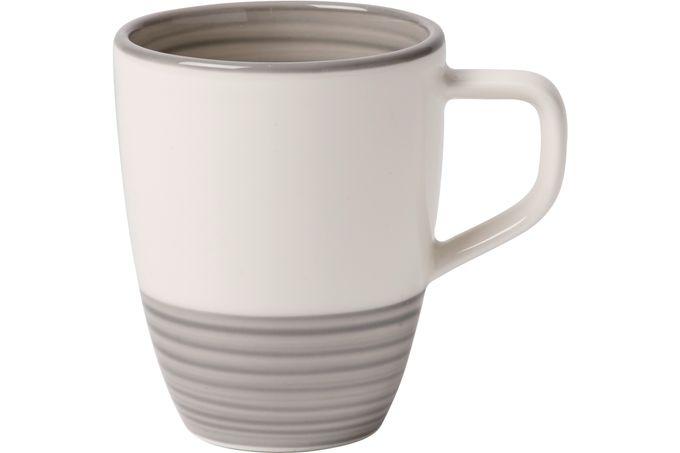 Villeroy & Boch Manufacture Espresso Cup Gris 100ml