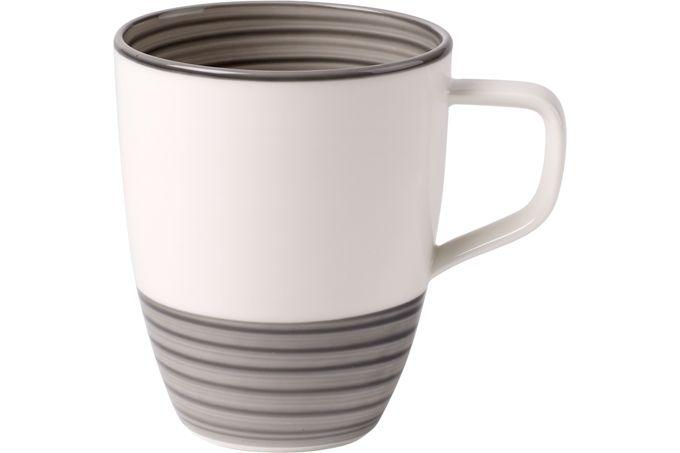 Villeroy & Boch Manufacture Mug Gris 380ml